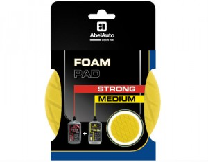 Disque de Polissage Abrasif Strong-Medium