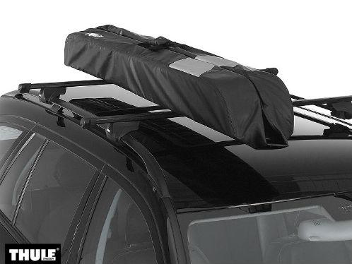 coffre de toit pliable pour voiture thule ranger 500 meovia boutique d 39 accessoires automobiles. Black Bedroom Furniture Sets. Home Design Ideas