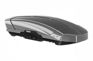 Coffre de toit Motion XT M gris