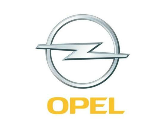 Grille pour Opel