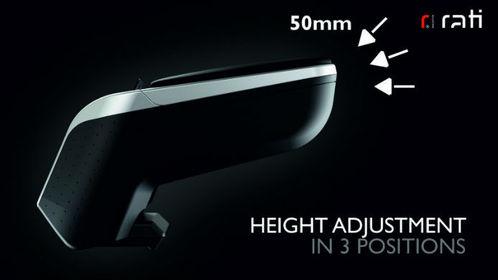 accoudoir central v2 gris renault captur 2013 aujourd 39 hui rati meovia boutique d. Black Bedroom Furniture Sets. Home Design Ideas