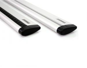 2 Barres De Toit Thule 969 Aluminium Wingbar