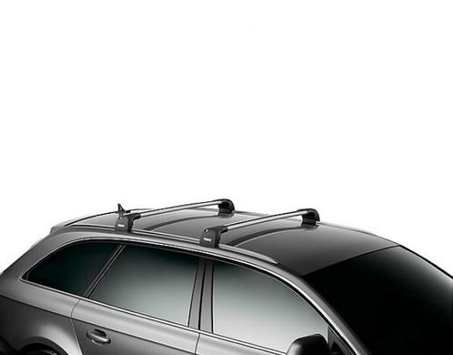 2 barres de toit thule 9594 wingbar edge meovia boutique d 39 accessoires automobiles. Black Bedroom Furniture Sets. Home Design Ideas
