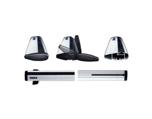 barres de toit thule wingbar toyota rav 4 toit avec barres 2005 2012 meovia boutique d. Black Bedroom Furniture Sets. Home Design Ideas