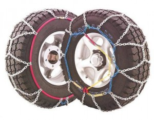 CHAINES NEIGE SUV-4X4-UTILITAIRES