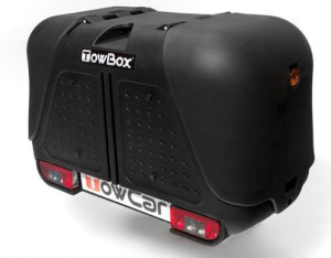 Coffre Towbox V2 Noir 390l