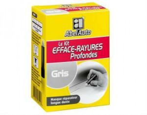 Kit Efface-Rayures Profondes Gris