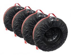 4 housses de protection pour roues