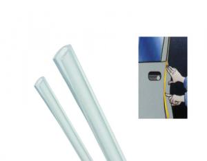 2 protege portiere transparent 60cm