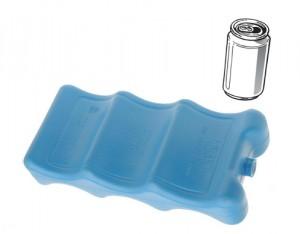 Accumulateur de froid special canettes