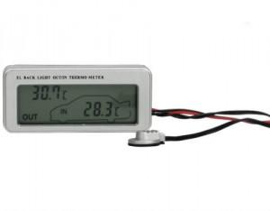Thermomètre intérieur-extérieur
