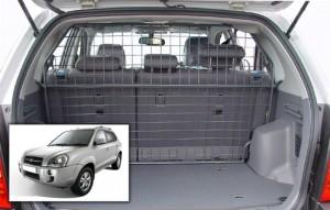 Grille Pare-Chien Hyundai Tucson (2003-2009)