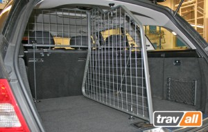 Cloison De Coffre Mercedes Classe C Break (2008-2014)