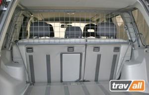 Grille Pare-Chien Nissan X-Trail (2001-2014)