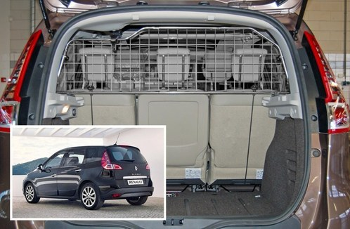 grille pare chien renault scenic 3 2009 meovia. Black Bedroom Furniture Sets. Home Design Ideas