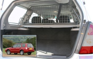 Grille Pare-Chien Subaru Forester - To (2002-2007)
