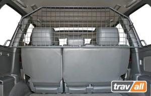 Grille Pare-Chien Toyota Land Cruiser 5 Portes (2003-2009)