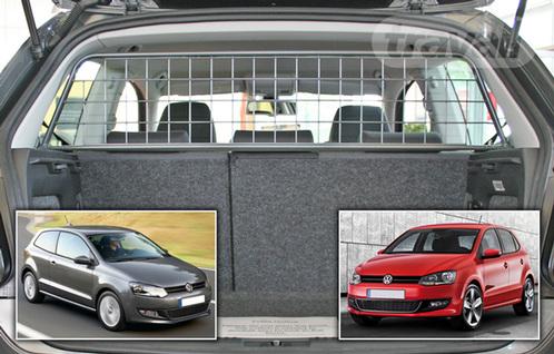 grille pare chien volkswagen polo 2009 meovia boutique d 39 accessoires automobiles. Black Bedroom Furniture Sets. Home Design Ideas