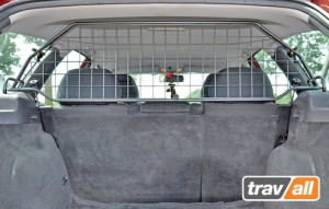 Grille Pare-Chien Volvo V40 (1996-2004)