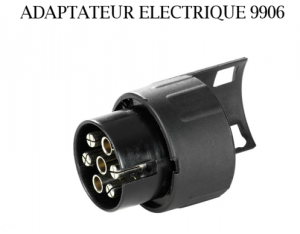 Adaptateur Electrique Thule 9906