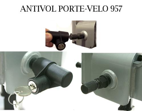 Antivol porte velo 957 meovia boutique d 39 accessoires for Porte antivol u velo