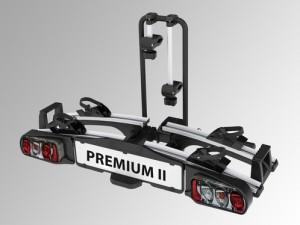 Porte 2 velos sur attelage premium 2