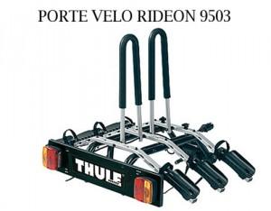 Porte 3 velos sur attelage rideon 9503