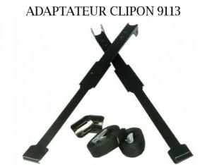 Adaptateur clipon 9113