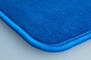 Tapis Lexus Is (2013-) – Velours Bleu Clair