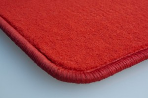 Tapis Dacia Duster (2013-) – Velours Rouge