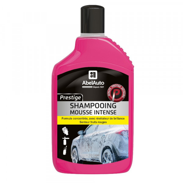 Shampooing Mousse Intense