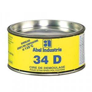 Cire de démoulage 34D (350g)