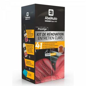 Kit de rénovation entretien cuir