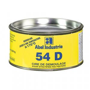 Cire de démoulage 54D (350g)
