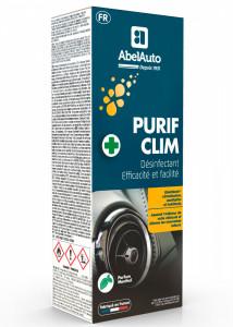 Purif Clim + Lingettes Désinfectantes offertes