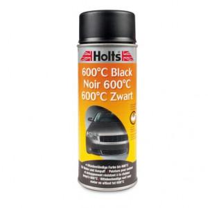 Peinture haute température noir 400ml