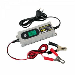 Chargeur de batterie intelligent 4,2A