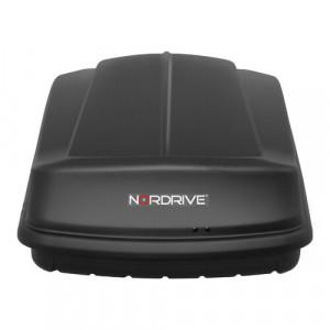 Coffre de toit Box 330 N60004 noir mat