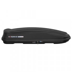 Coffre de toit Box 430 N60016 noir mat