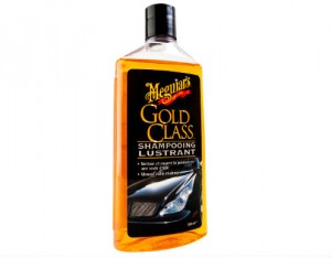 Shampooing Lustrant Gold Class