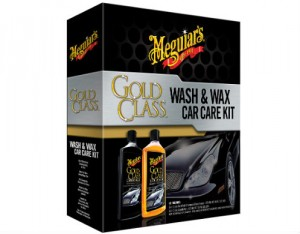 Kit Shampooing et Cire Gold Class