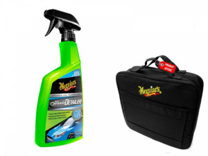 Meguiar's - Kit spray de finition céramique