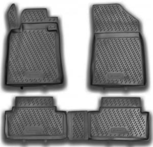 Tapis 3D Peugeot 508 (01/2011-09/2018