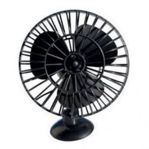 Ventilateur sur ventouse fixe
