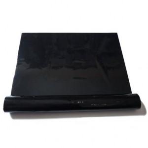 Film solaire 50x300cm noir transparent repositionnable