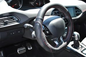Couvre volant pour Citroën DS3