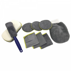 Kit De Nettoyage Microfibre