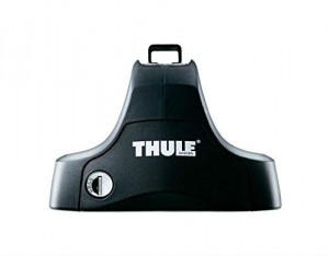 4 Pieds Thule 754 Pour Barres De Toit