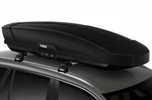Coffre de toit Thule Motion Xt Limited Noir Mat