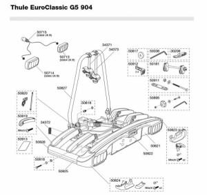 Thule EuroClassic G5